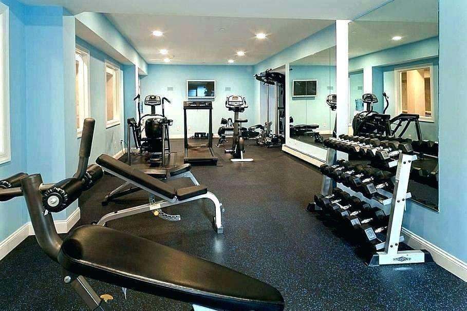 academia azul - Cores para academia de musculação: guia completo para você não errar na escolha