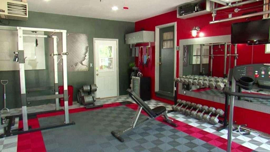 academia vermelha 1024x576 - Cores para academia de musculação: guia completo para você não errar na escolha