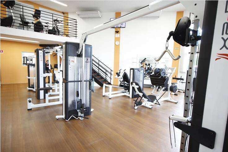 Pisos para Cárdio, Musculação e Pilates