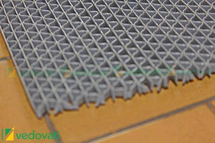 Estrado plástico para segurança no trabalho EPV-05