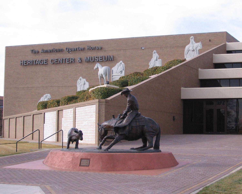 American Quarter Horse Heritage Center Museum 1 - Cavalo Quarto de Milha: 8 motivos para você amar ainda mais