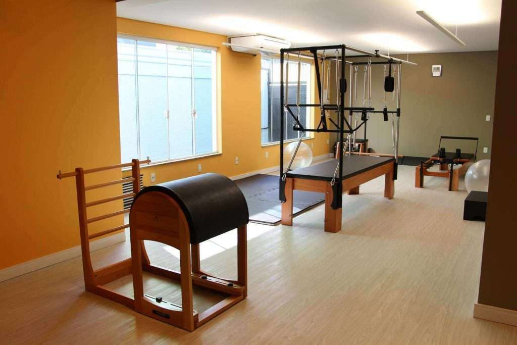 piso para pilates