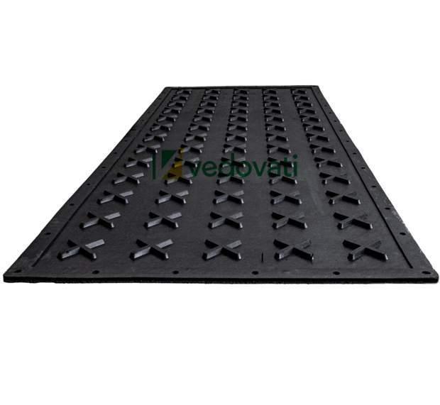 piso de borracha antiderrapante para transporte de gado modelo hd 20 xx 01 - Piso de borracha antiderrapante para transporte de gado modelo HD-20 XX
